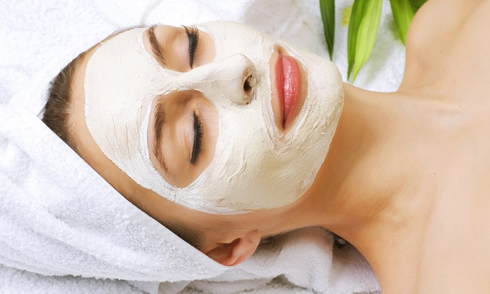 Bliss Spa & Nails - Southwest Pensacola: One or Two 60-Minute Deep Pore Cleansing or Anti-Aging Facials at Bliss Spa & Nails (55% Off)