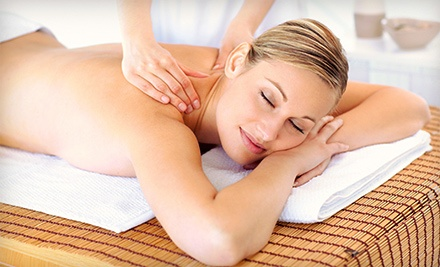 One-Hour Massage Package for Couples or Individuals at Elevated Health Massage (Up to 53% Off)