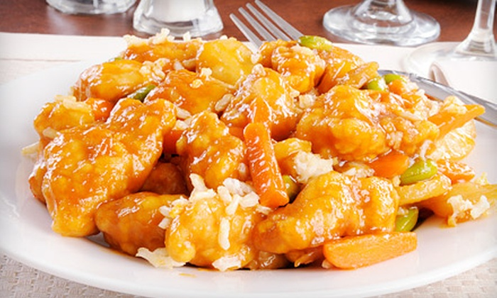 1900 Asian Cuisine - Spring Valley: Chinese Meal for Two or Four at 1900 Asian Cuisine (Up to 57% Off)