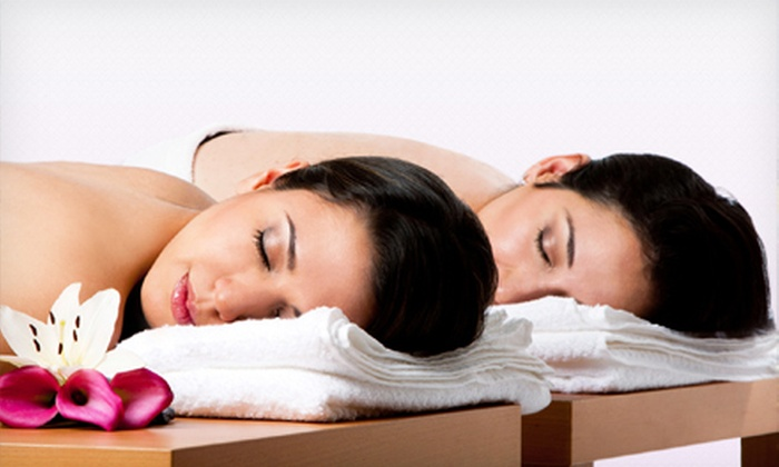 Angels Feet - Hoffman Estates: $79 for Two Individual or One Couples Foot Massage and Chair Back Massage at Angels Feet ($160 Value)
