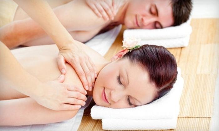 Fantagio Spa & Body - Haddonfield: 60-Minute Swedish Massage and Mani-Pedi or 60-Minute Couples Massage with Drinks at Fantagio Spa & Body (Half Off)