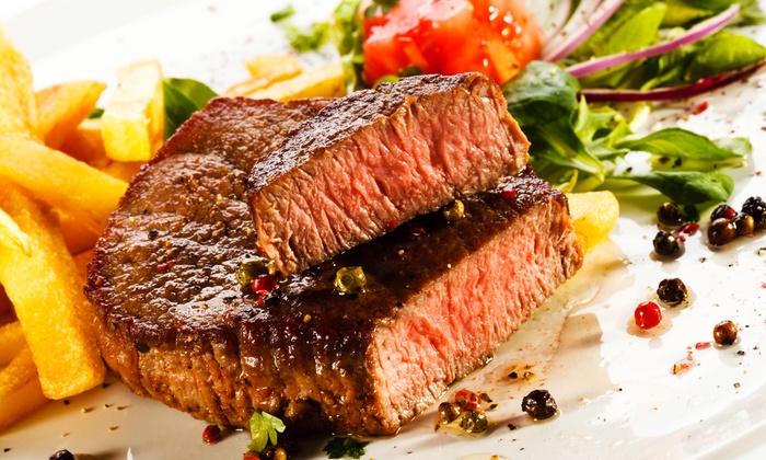 3 g nge steak men f r zwei meat grill groupon. Black Bedroom Furniture Sets. Home Design Ideas