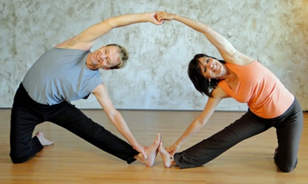 10 or 15 Express Yoga Classes at The Yoga Fusion (Up to 87% Off)