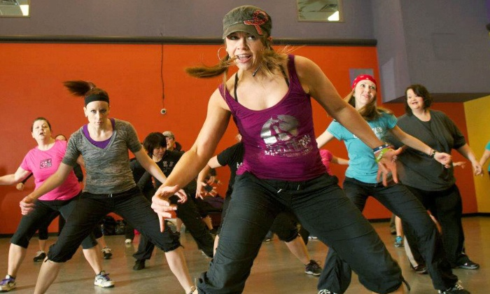 b.fab.fitness - Franklin: 10 Drop-In Fitness Classes or One Month of Unlimited Classes at b.fab.fitness (Up to 58% Off)