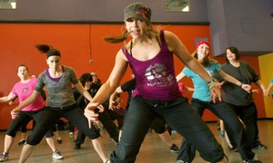 b.fab.fitness: 10 Drop-In Fitness Classes or One Month of Unlimited Classes at b.fab.fitness (Up to 51% Off)