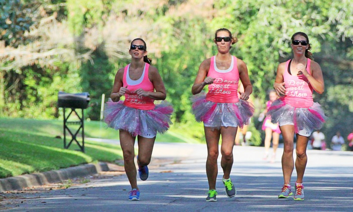 Dance Dash 5k - Red Bud park: $20 for One Race Entry to the Dance Dash 5K on Saturday, October 18 ($45 Value)