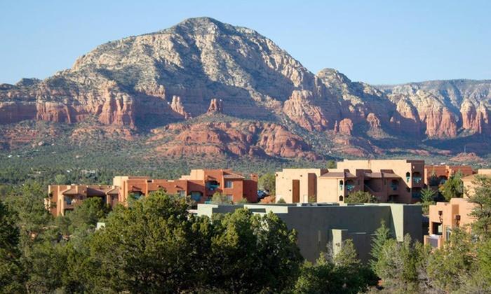 Sedona Summit - Sedona: Two-Night Stay at Sedona Summit in Arizona
