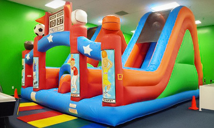 Froggs Bounce House In Fountain Valley Ca Groupon