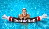 Big Mouth Toys Candy Noodle Pool Float: Big Mouth Toys Candy Noodle Pool Float