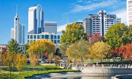 90-Minute Walking Tour of Uptown for Two, Four, or Six at Tour Charlotte (Up to 58% Off)