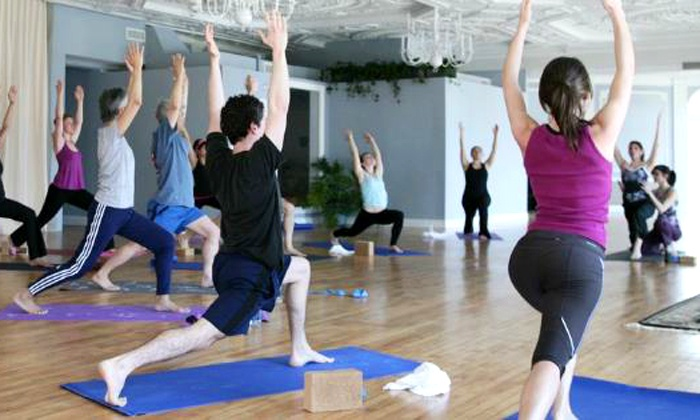 Stroga Strength and Yoga - Adams Morgan: 10 or 20 Fitness Classes or One Month of Unlimited Classes at Stroga Strength and Yoga (Up to 74% Off)