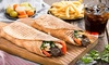 Up to 46% Off Food and Drink at Pita Grill & Pizzeria