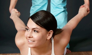 Pure Serenity Massage: Up to 60% Off Deep-Tissue or Thai-Yoga Massage at Pure Serenity Massage. Three Options Available.