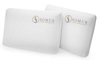 Two-Pack of Somus Memory Foam Supreme Pillows ($179.98 Value)