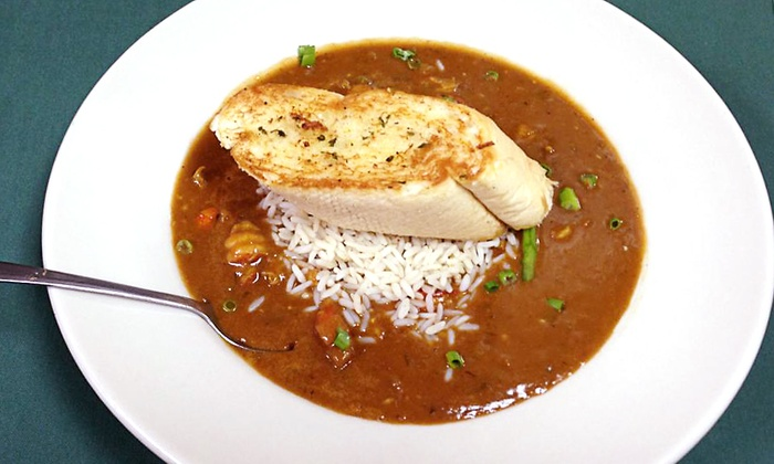 Boo Ray's of New Orleans - Multiple Locations: $20 for $40 Worth of Cajun Food at Boo Ray's of New Orleans