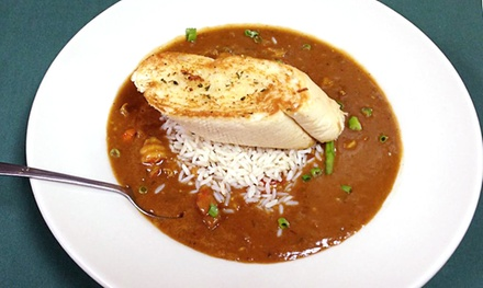 $20 for $40 Worth of Cajun Food at Boo Ray's of New Orleans