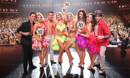 Dancing with the Stars Live! at Charleston Municipal Auditorium on August 5 (Up to 33% Off)