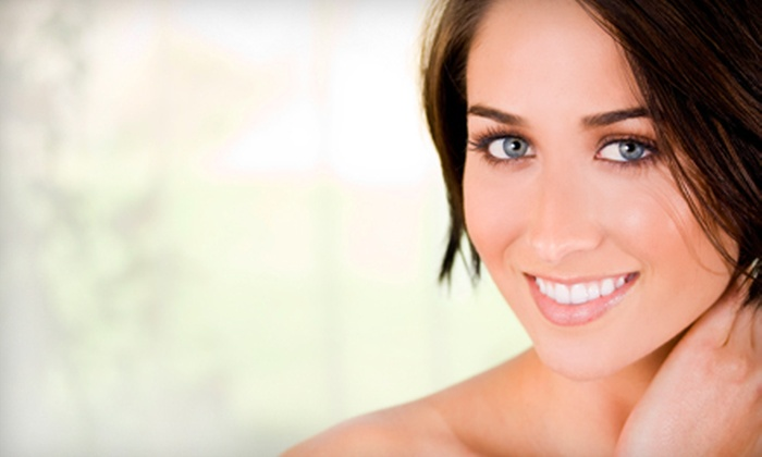 Enlighten Laser - Multiple Locations: One or Three Radiofrequency Skin-Tightening Treatments for the Face and Neck at Enlighten Laser (Up to 79% Off)