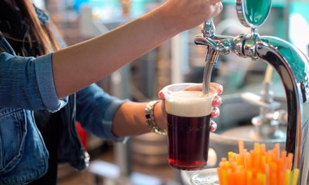 Up to 52% Off Modesto Beer Fest Admission at Modesto Beer Fest