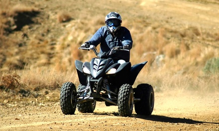 $56 for a Four-Hour ATV Rental from San Diego Motorsport Rentals (Up to $$110 Value)