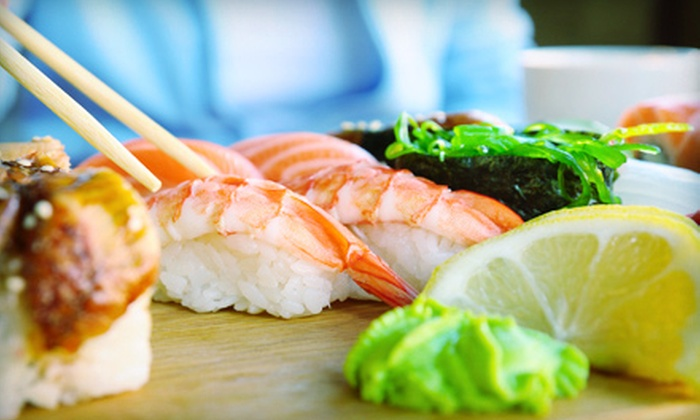 Nori - Multiple Locations: $20 for $40 Worth of Sushi and Japanese Food at Nori