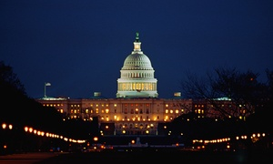 First Priority Tours: Three-Hour Motorcoach Tour of DC for Two or Four from First Priority Tours (Up to 52% Off)