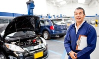 MOT and 54-Point Car Service with Oil and Filter Change at Max & Mary Motors
