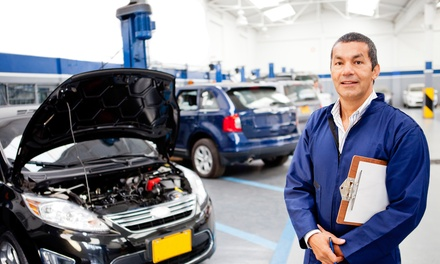 Regular or Synthetic Oil-Change Oil Package at Express Oil Change & Service Center (Up to 51% Off)