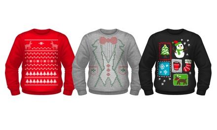 Men's Ugly Sweatshirts