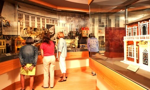 The Mini Time Machine Museum of Miniatures: Admission for Two or Four to The Mini Time Machine Museum of Miniatures (Up to 47% Off)