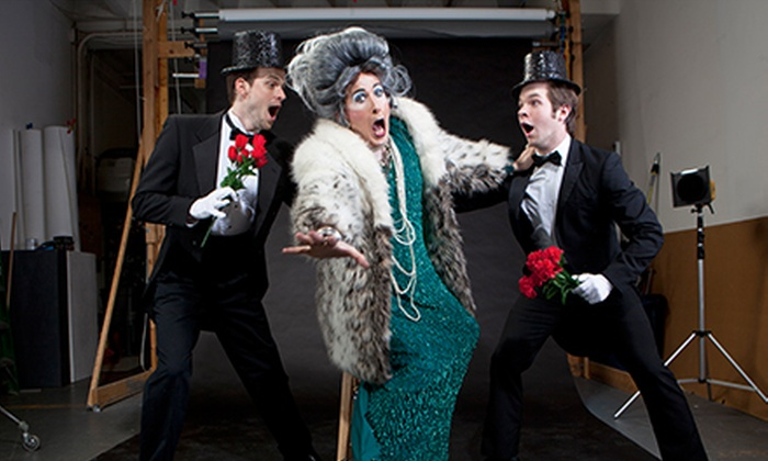 """Mrs. Smith Live!"" - Cabaret Theater at Camp Bar: ""Mrs. Smith Live!"" from Actors Theater of Minnesota at The Cabaret Theater at Camp Bar (Up to 51% Off)"