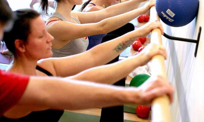 The Pole Studio - North Philadelphia East: One 60-Minute Barre Class from The Pole Studio (40% Off)