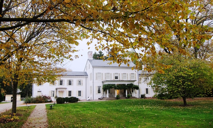 Morven Museum & Garden - Princeton: Admission for Two or Four or One-Year Couple or Family Membership to Morven Museum & Garden ( 58% Off)
