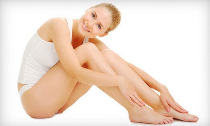 DermaBare - Encino: Six Laser Hair-Removal Treatments for a Small, Medium, or Large Area at DermaBare (Up to 86% Off)