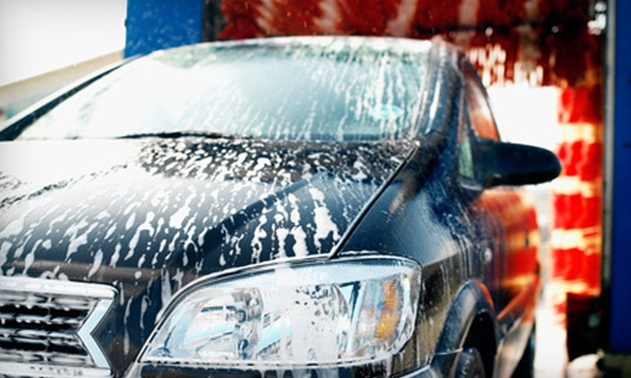 Planet Auto Wash - Manassas: Three or Five Jupiter Car Washes at Planet Auto Wash in Manassas (Up to 53% Off)