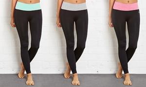 Women's Tummy-Control Leggings: Women's Tummy-Control Leggings