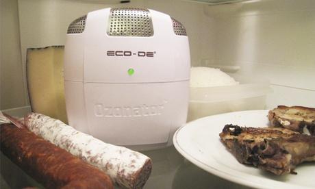 Purificador Ozonator de bajo consumo para frigorífico