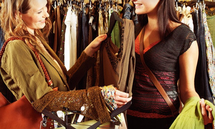 Clothes Mentor - Shepherd Hills: Upscale Resale Apparel and Accessories at Clothes Mentor (Half Off). Two Options Available.