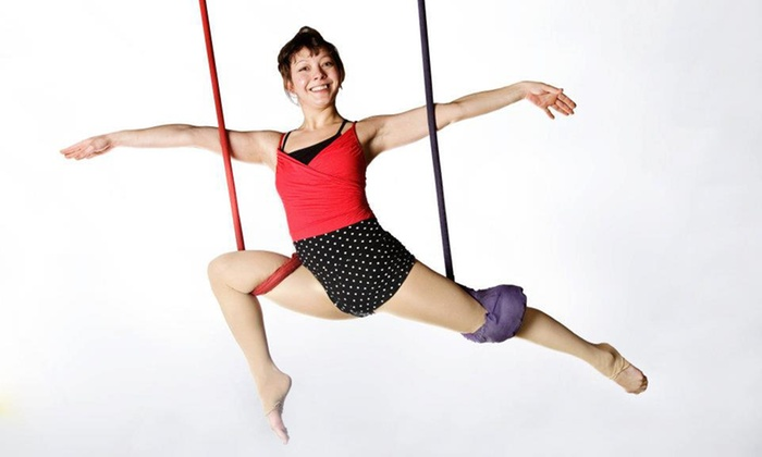Circus Arts Institute - Kirkwood: $25 for Beginners' Circus Arts Fitness Class at Circus Arts Institute ($46 Value)