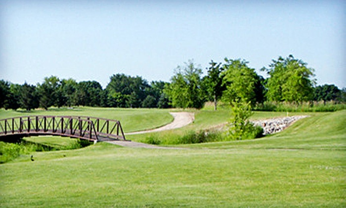 Tuckaway Golf Club - Crete: $45 for 18 Holes of Golf for Two with Cart at Tuckaway Golf Club in Crete (Up to $88 Value)