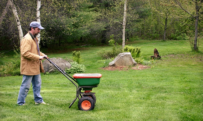 Growing Green Lawn Care - Sun City: $249 for a One-Year Lawn Fertilization and Pest-Control Program from Growing Green Lawn Care ($500 Value)