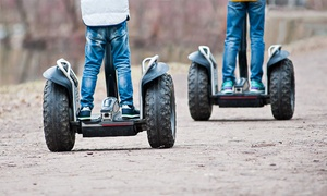 Naples Extreme Family Fun Spot: 90-Minute Segway Tour for Two or Four from Naples Extreme Family Fun Spot (Up to 38% Off)