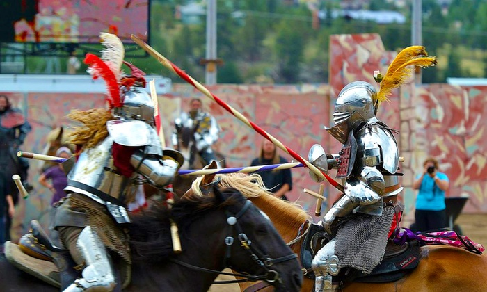 Folsom Renaissance Faire - Folsom Lion's Park: Single-Day Visit to Folsom Renaissance Faire for Two Adults or Two Adults and Two Kids (Up to 41% Off)