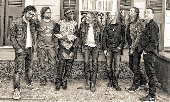 Robert Plant and the Sensational Space Shifters - Meadow Brook Music Festival: Robert Plant and the Sensational Space Shifters at Meadow Brook Music Festival on September 10 (Up to 51% Off)