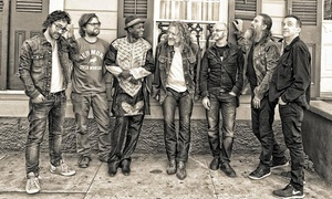 Robert Plant and the Sensational Space Shifters: Robert Plant and the Sensational Space Shifters at Meadow Brook Music Festival on June 9 (Up to 51% Off)