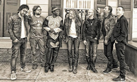 Robert Plant and the Sensational Space Shifters at Meadow Brook Music Festival on June 9 (Up to 51% Off)