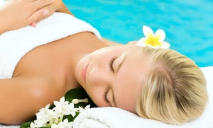 Skin & Beyond Day Spa: One or Three Slimming Detox Herbal Wraps at Skin & Beyond Day Spa (Up to 69% Off)
