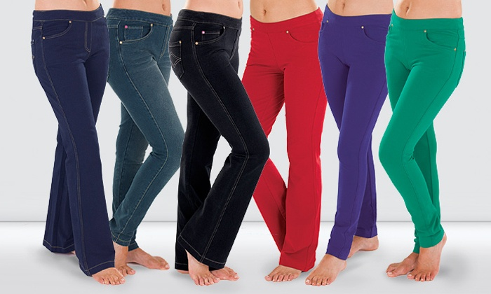 PajamaJeans.com: $20 for $40 worth ofPajamaJeansat PajamaJeans.com
