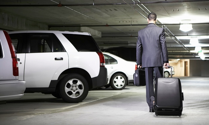 Payless Parking - Eastwick - Southwest Philadelphia: Four or Seven Days of Airport Parking with a Car Wash and Airport Transportation from Payless Parking (Up to 53% Off)