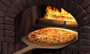 wild wood fired pizza: Wraps, Gyros, & Wood Fired Pizza at wild wood fired pizza (Up to 43% Off)